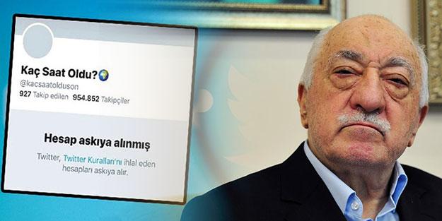 """FETÖ hesabı """"kacsaatoldu""""nun yöneticisinin yazışmaları ele geçirildi"""