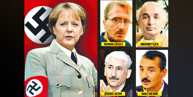 FETÖ işaret ediyor, Almanya tutukluyor