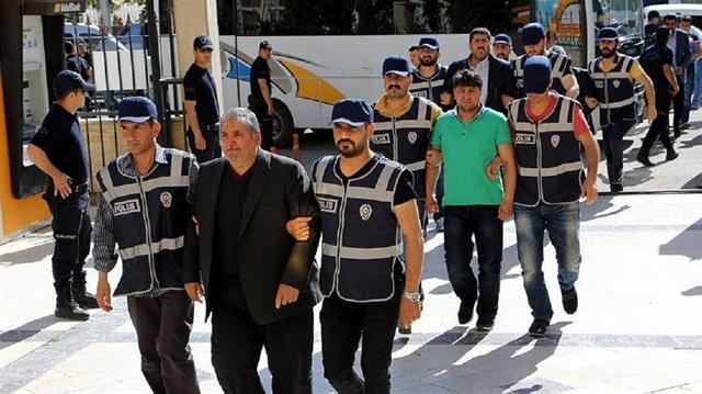 FETÖ operasyonlarında geçen ay 671 kişi gözaltına alındı