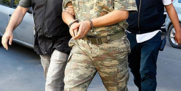 FETÖ'ye yönelik operasyonda muvazzaf askerlere gözaltı!