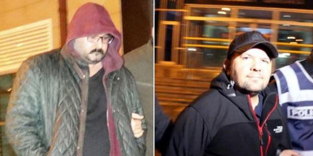 FETÖ üyeliği iddiasıyla yargılanan Murat Yeni ve Talha Uğurluel hakkında karar