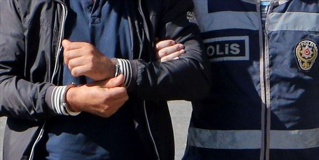 FETÖ üyesi olduğu iddiasıyla bir kişi gözaltına alındı