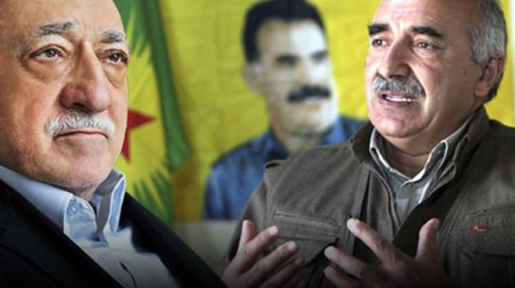 FETÖ ve PKK terör örgütlerinin terör dayanışması!