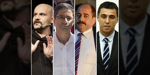 FETÖ'cü Atalay Demirci, Zekeriya Öz, Hakan Şükür ve Hakan Batmaz,Hamdi Akın İpek'in otelini mesken tutmuşlar