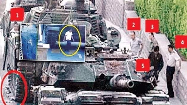 FETÖ'cü hainler tanklarla ezmişti ama...