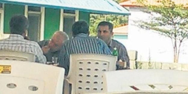 FETÖ'cü Önder Aytaç'ın görüntüleri ortaya çıktı