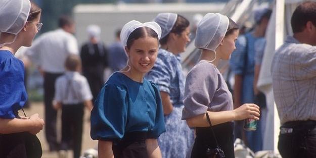 FETÖ'cüler Amişler mezhebi ile ortaklık kurdu!