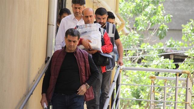 FETÖ'de PKK'ya ait örgütsel dokümanlar çıktı