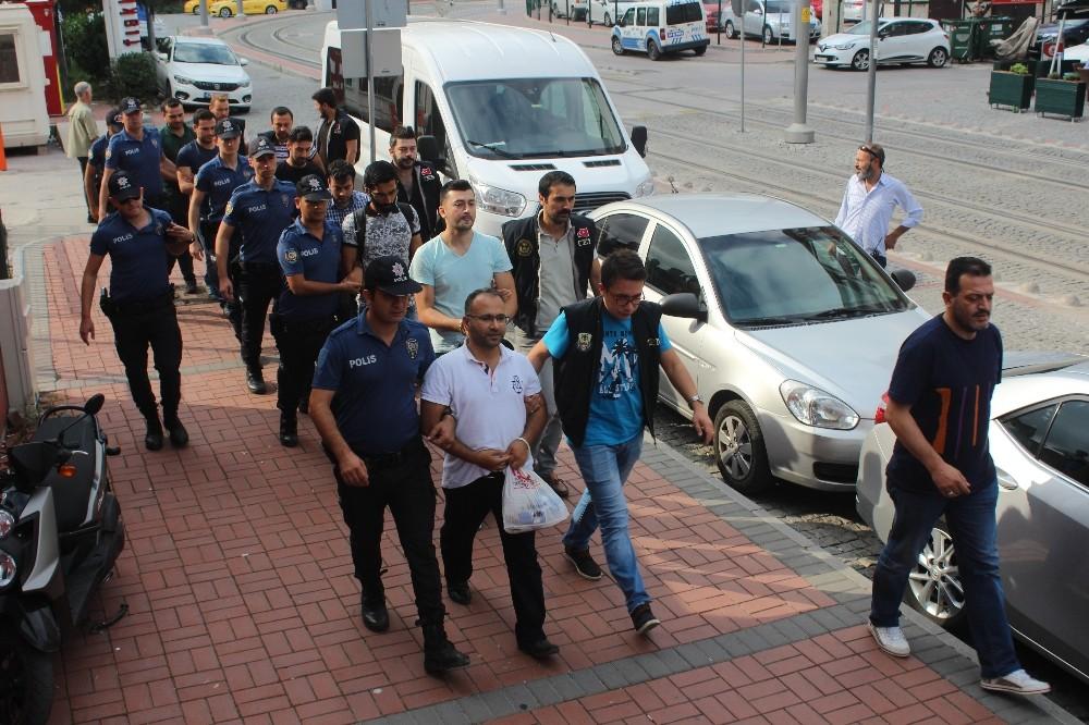 FETÖ'den gözaltına alınan 7 TÜBİTAK çalışanı tutuklandı