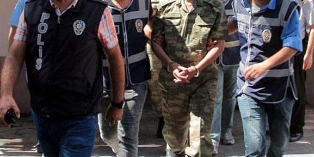 FETÖ'NÜN 'ASKERİ MAHREM YAPILANMASI'NA BÜYÜK DARBE! 50 GÖZALTI KARARI