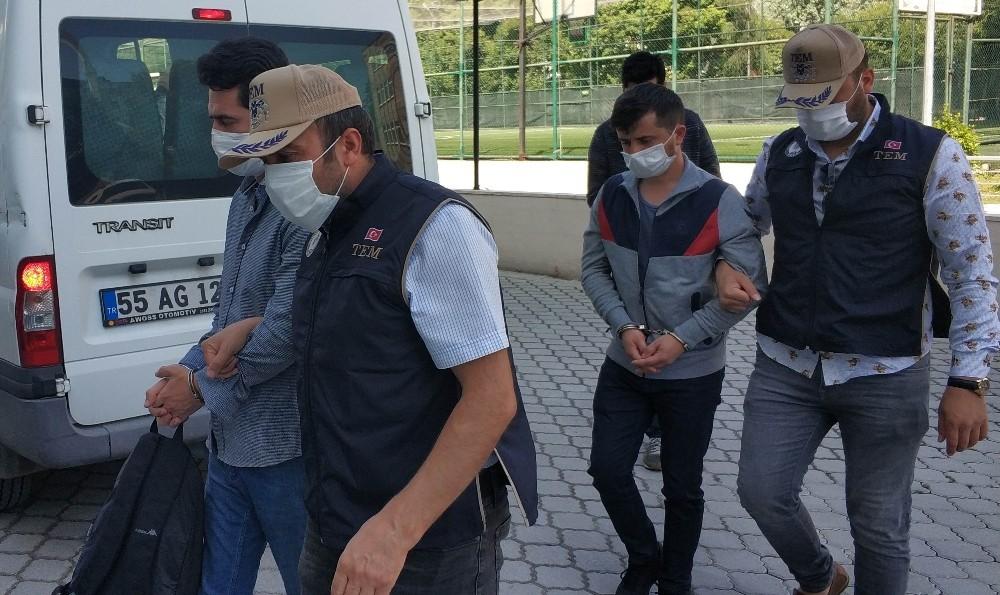 FETÖ'nün 'mahrem askeri yapılanması' operasyonunda 7 kişi adliyeye sevk edildi