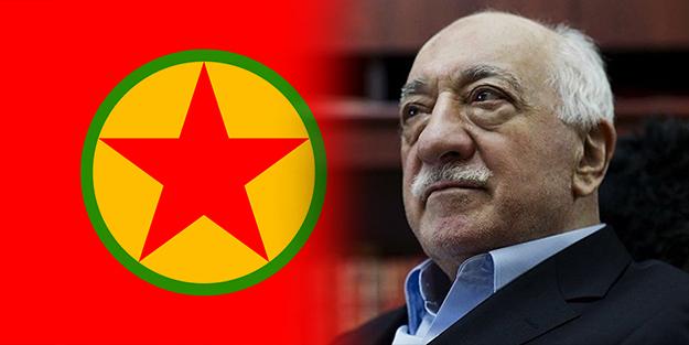 FETÖ, PKK'dan esinlenmiş...