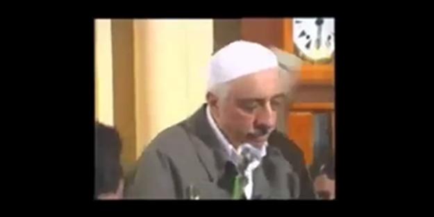 Fetullah Gülen'in bayılma anı - VIDEO