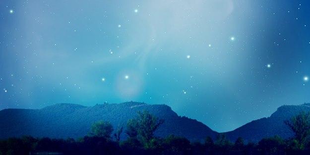 Feyiz ve bereketin coştuğu gece: Miraç Kandili