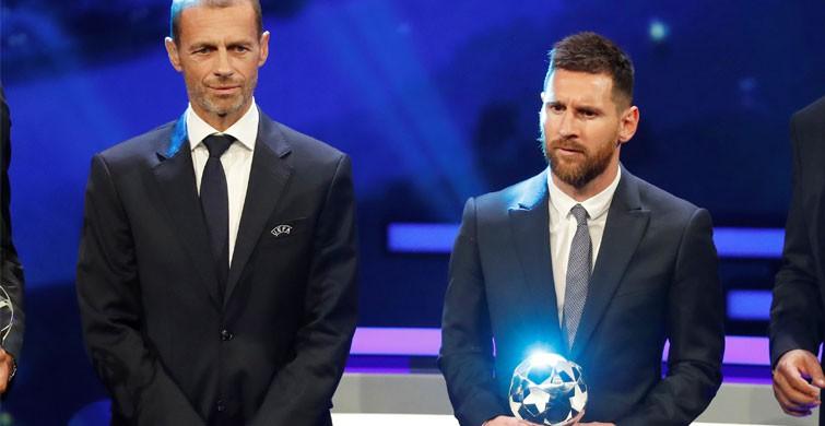 FIFA'da yılın 11'inin adayları açıklandı!