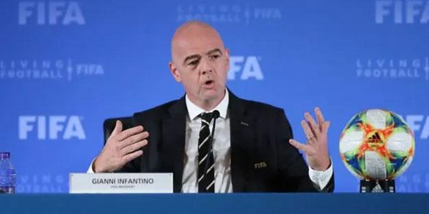 FIFA'dan futbol açıklaması!