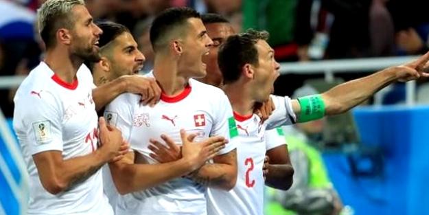 FIFA'dan skandal hamle! Xhaka ve Shaqiri için soruşturma başlattı!