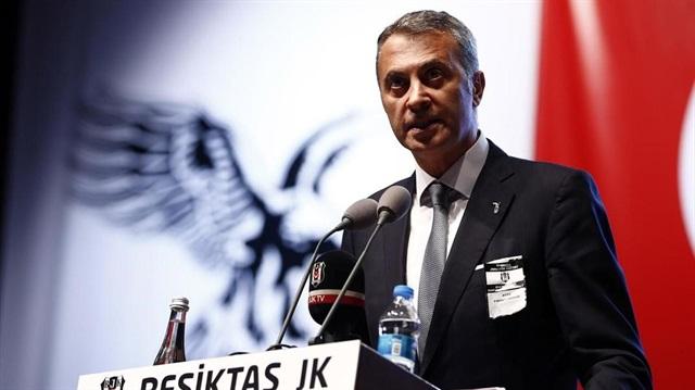 Fikret Orman: Vodafone Arena'nın ismi değişecek