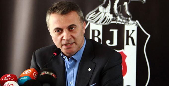 Fikret Orman'dan transfer açıklaması: Oğuzhan imzaladı, Fernandes gelmek istiyor