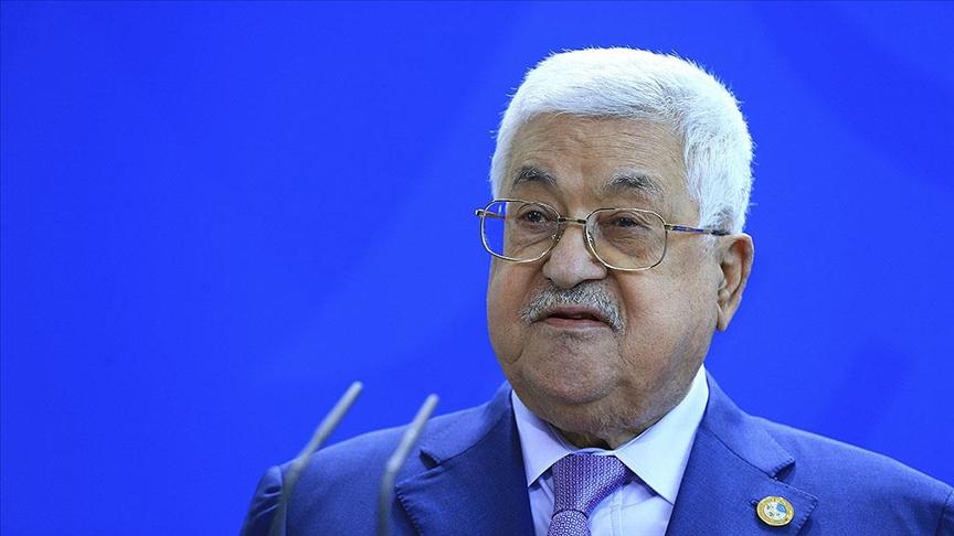 Filistin Devlet Başkanı Abbas, ABD'den Kudüs'teki konsolosluğunu yeniden açmasını istedi