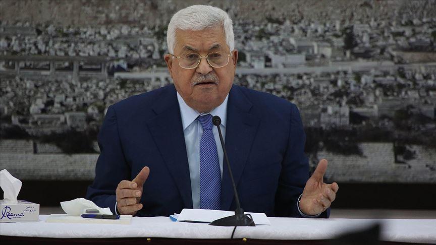 Filistin Devlet Başkanı Abbas: Trump'ın sözde barış planını reddediyoruz