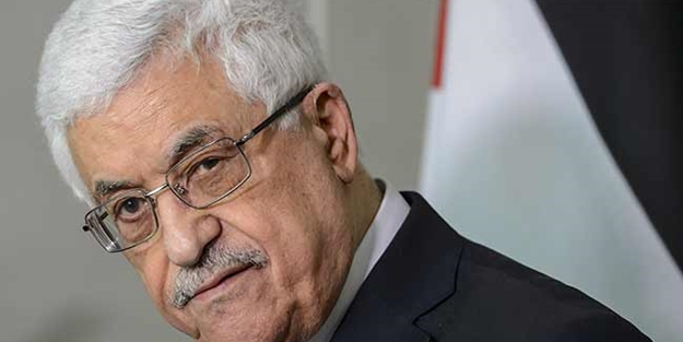 Filistin Devlet Başkanı Abbas'tan İsrail'e barış anlaşması resti