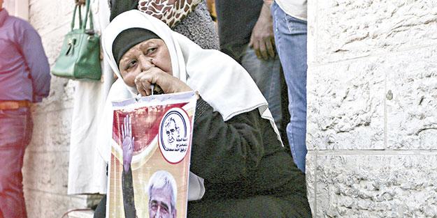 Filistin halkı ayakta