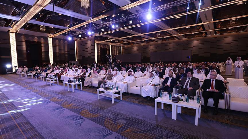Filistin Halkına Destek Forumu Doha'da başladı