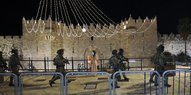 Arap ülkelerine 'İsrail' çağrısı