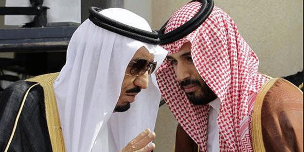 Suudi Kral Selman'ın derdi bakın ne!