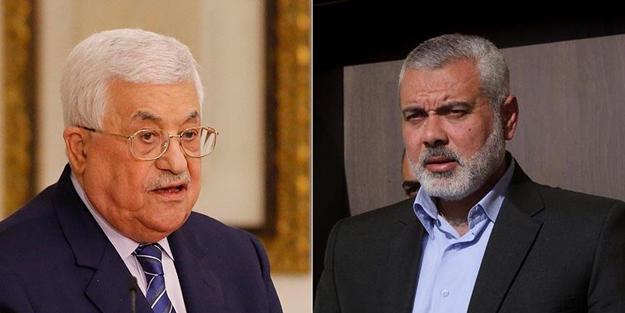 Filistin'de Abbas ile Heniyye'den kritik görüşme!