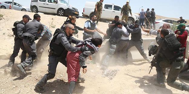 Filistin'de İsrail zulmü bitmiyor!