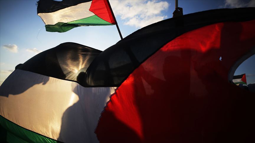 Filistin'den, İsrailli liderlerin Ürdün Vadisi'ni ilhak açıklamalarına tepki