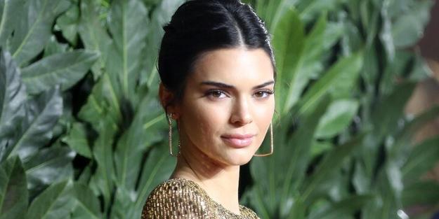 Filistin'e destek mesajını silen Kendall Jenner, eleştirilerin hedefi oldu!