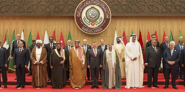Filistin'in ardından Katar'dan çok önemli Arap Birliği kararı