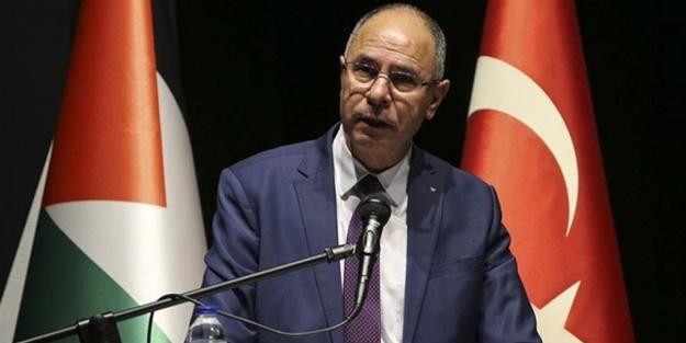 Filistinli büyükelçiden dünyaya çağrı: Artık zamanı gelmiştir