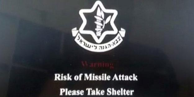 Filistinli hackerlar İsrail'i fena karıştırdı!