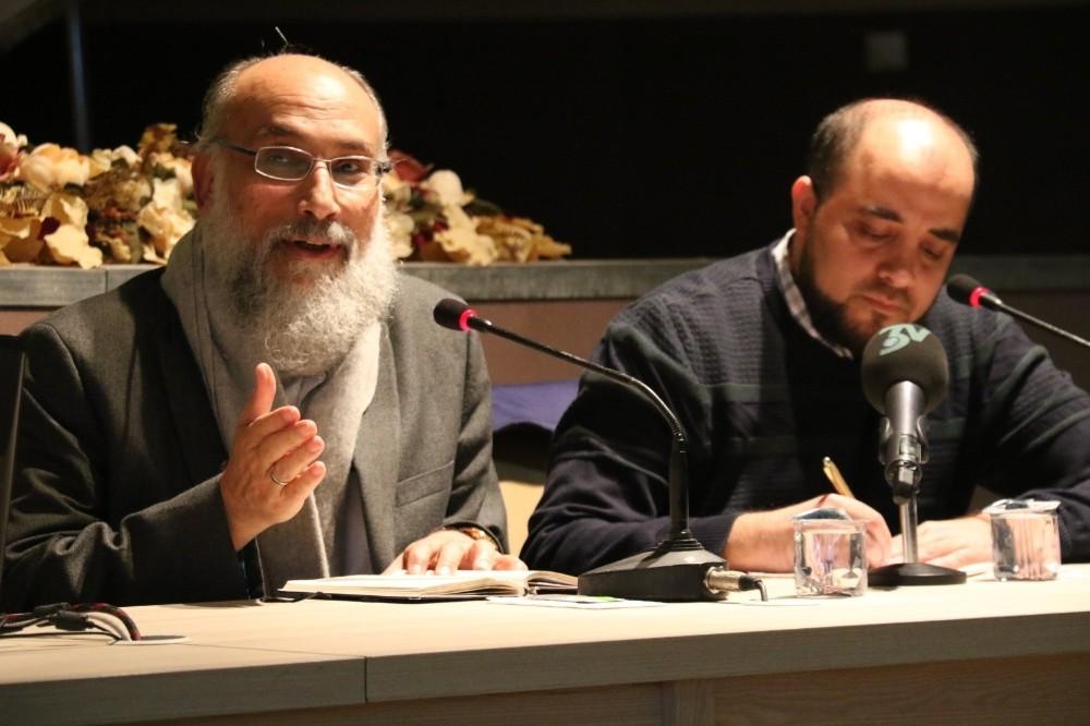 Filistinli Prof. Dr. El-Uveysi: