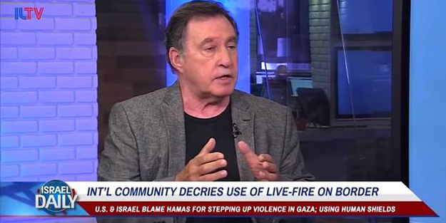 'Filistinliler çok acımasız, çok tehlikeli silahları var, çok az güç kullanıyoruz!'