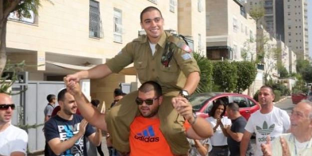 Filistinliyi öldüren askere 7 bin dolar ödül
