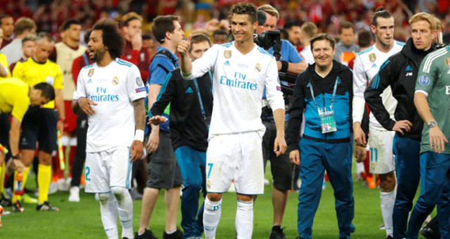 Final sonrası Ronaldo'dan şoke eden açıklama