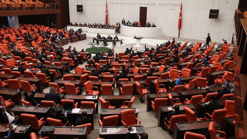 Finansal piyasalara ilişkin yenilikler içeren teklif Genel Kurul'da kabul edildi