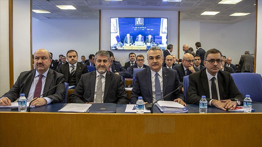 Finansal piyasalara ilişkin yenilikler içeren teklif Plan ve Bütçe Komisyonunda