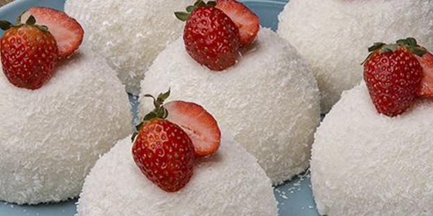 Fincan tatlısı tarifi   Fincan tatlısı ölçüsü ve yapımı