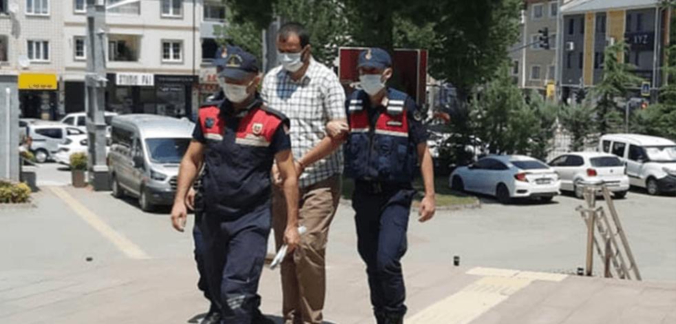 Firari DEAŞ üyesi, yakalandı