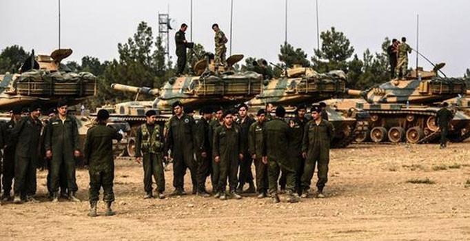 Fırat Kalkanı operasyonuna 350 Türk askeri katılıyor