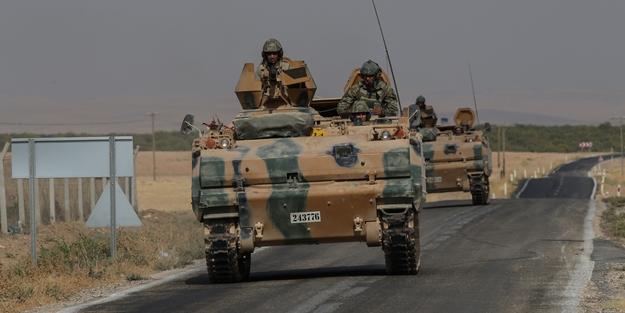 İşte operasyona katılan Türk askeri sayısı