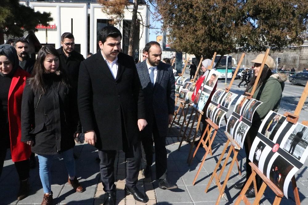 'Fırat Yılmaz Çakıroğlu' Sergisi'ne yoğun ilgi