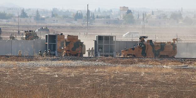 Fırat'ın doğusundaki Türk-Rus ikinci ortak devriyesi tamamlandı