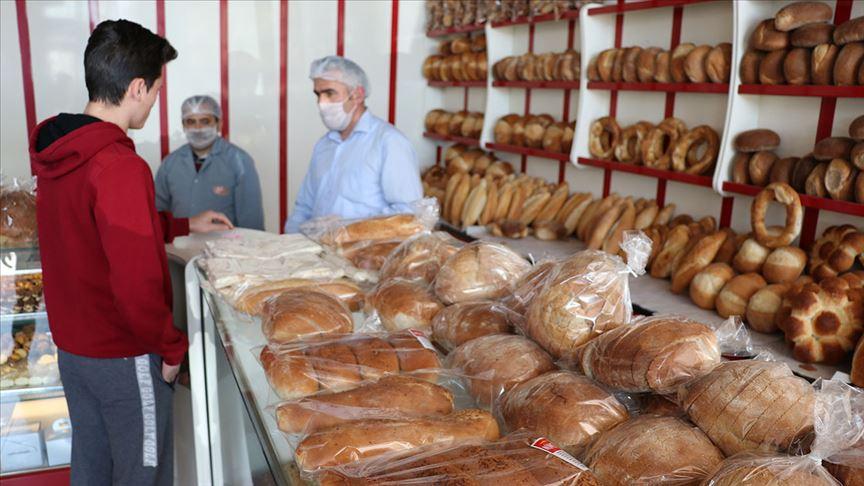 Fırıncılardan ekmekte 'hijyen'